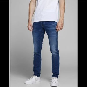 Jack and Jones Slim Fit /Glen Jeans size W32 L34